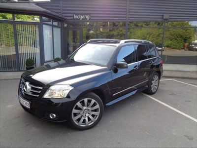 second-hand Mercedes GLK320 GLK320CDi aut. 4-M