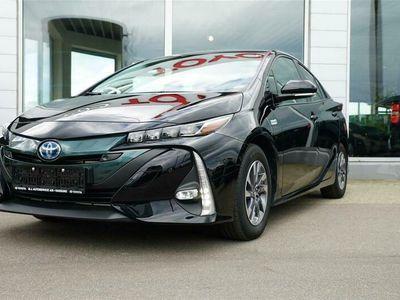 brugt Toyota Prius Plug-in 1,8 Plugin-hybrid H3 Smartpakke 122HK 5d Aut.