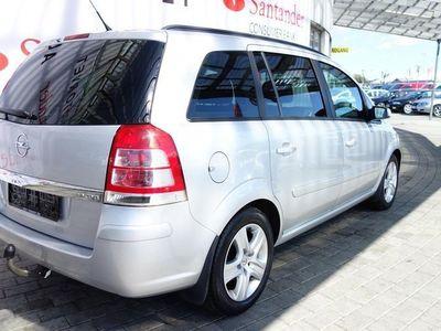 brugt Opel Zafira 1,9 D 7 Personers 1,9 CDTI 120HK