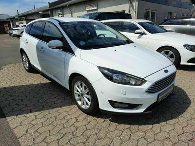 brugt Ford Focus 1,0 SCTi 125 Titanium Van