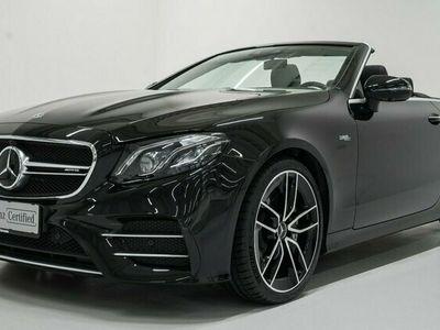 brugt Mercedes E53 AMG AMG Cabriolet aut. 4-M+ 2020