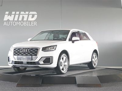brugt Audi Q2 1,6 TDI Sport 116HK 5d 6g