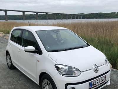 second-hand VW up! 1,0 MPI BMT Move 60HK 5d