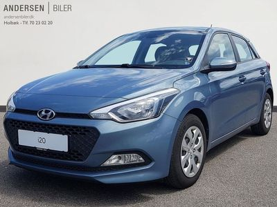 brugt Hyundai i20 1,1 CRDi Trend 75HK 5d 6g