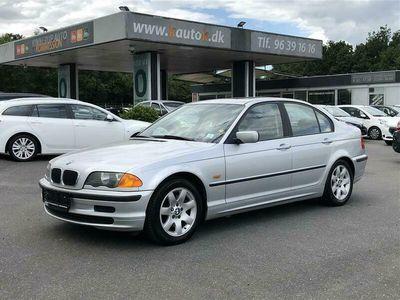brugt BMW 325 i 2,5 192HK 2d Aut.