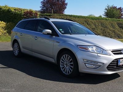 used Ford Mondeo 2,0 TDCI 140HK Stc