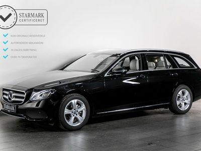 käytetty Mercedes E220 2,0 stc. aut.