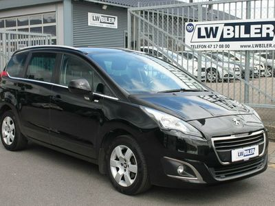 used Peugeot 5008 1,6 HDi 114 Style 7prs