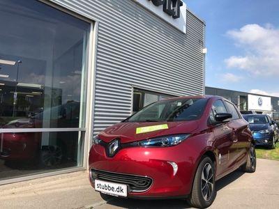 used Renault Zoe el 44 kWh Intens 92HK 5d Aut.