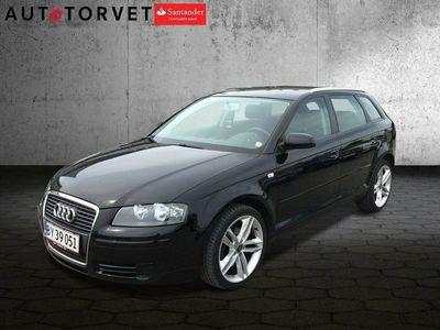 brugt Audi A3 Sportback 1,9 TDi Ambition