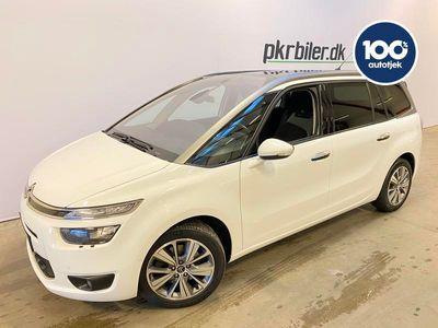 brugt Citroën Grand C4 Picasso 2,0 HDi Intensive 150HK MPV 5d