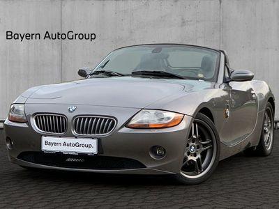 brugt BMW Z4 3,0 Roadster Steptr.