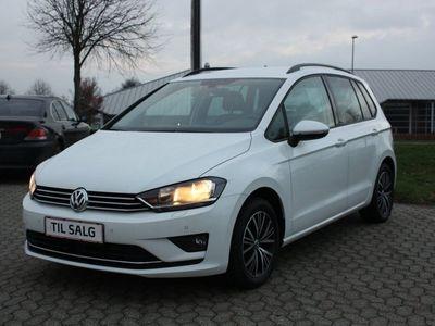 gebraucht VW Golf Sportsvan 1,6 TDi 110 Allstar BMT
