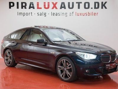 brugt BMW 535 Gran Turismo d 3,0 M-Sport xDrive