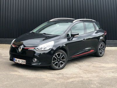 brugt Renault Clio IV 0,9 TCe 90 Formula Edition ST