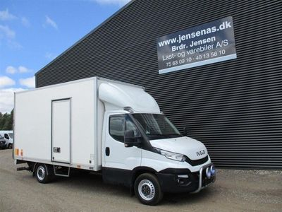 brugt Iveco Daily 35S17 3,0 D Alu.kasse m/lift 170HK Ladv./Chas. 2016