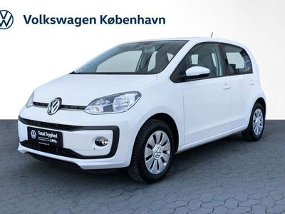 brugt VW up! Up! 1,0 MPi 75 MoveASG