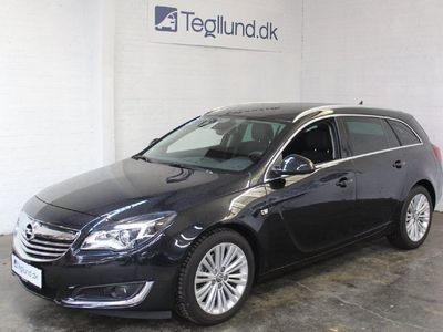 brugt Opel Insignia CDTi 163 Cosmo ST eco
