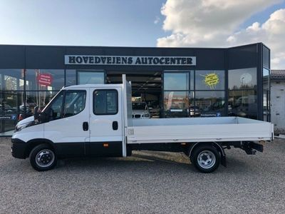 brugt Iveco Daily 3,0 35C18 Db.Cab