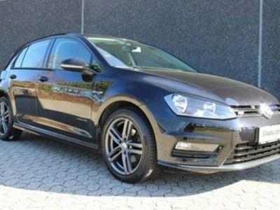 brugt VW Golf VII 1,4 TSi 140 R-line DSG BMT