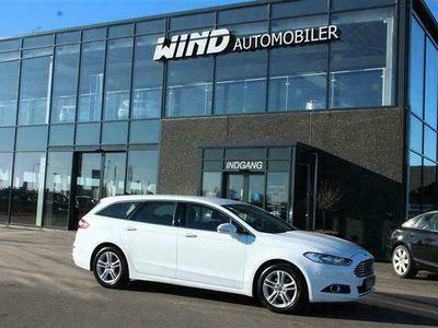brugt Ford Mondeo 2,0 TDCi Titanium Powershift 180HK Stc 6g Aut.