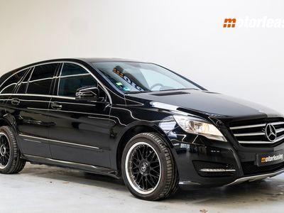 brugt Mercedes R350 3,0 CDi aut. 4Matic 7prs