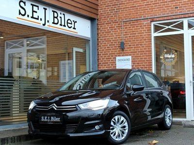brugt Citroën C4 1,6 BlueHDi Feel Complet Van 100HK 5d