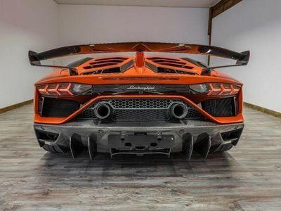 brugt Lamborghini Aventador S Coupe 6.5 V12 - 740 hk 4WD