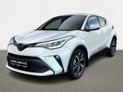 brugt Toyota C-HR 1,8 Hybrid C-LUB Smart Multidrive S 122HK 5d Aut. A++