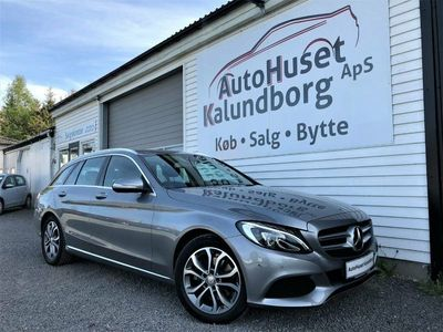 used Mercedes C220 2,2 BlueTEC Avantgarde stc. aut.