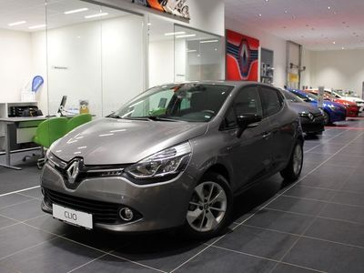 brugt Renault Clio 0,9 TCE Limited Energy 90HK 5d