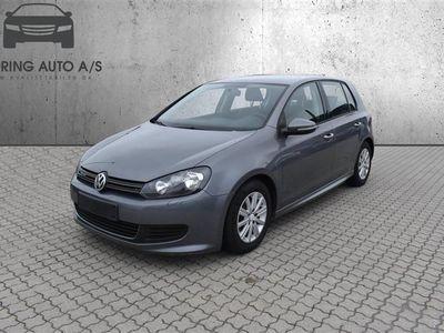 brugt VW Golf 1,6 BlueMotion TDI DPF 105HK 5d - Personbil - Koksmetal