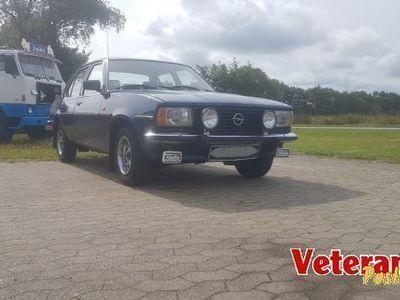 brugt Opel Ascona B 2.0 S Automatic