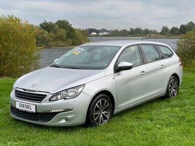 brugt Peugeot 308 1,6 BlueHDi 120 Style SW EAT6