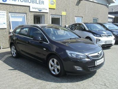 brugt Opel Astra 7 CDTi 125 Sport ST