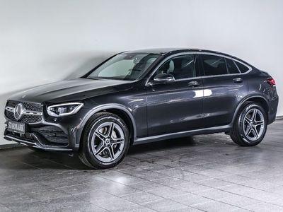brugt Mercedes GLC300 d 2,0 AMG Line Coupé aut. 4-M