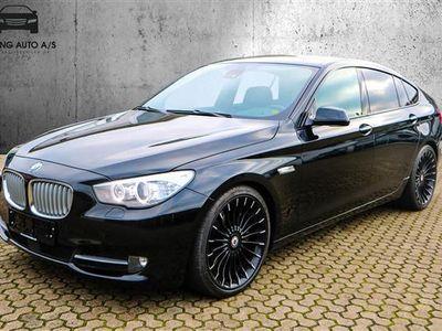 brugt BMW 550 Gran Turismo i 4,4 407HK 5d 6g Aut. - Personbil - Sortmetal