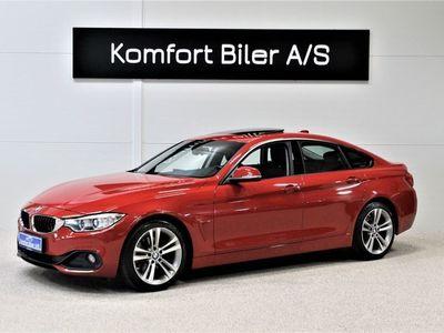 brugt BMW 420 Gran Coupé d Sport Line aut. 2,0