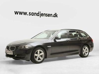 begagnad BMW 520 d 2,0 Touring xDrive aut.