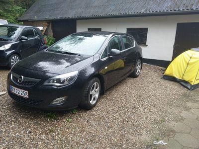 brugt Opel Astra 4 TURBO AUT.