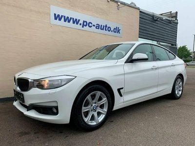 usado BMW 320 Gran Turismo d 2,0