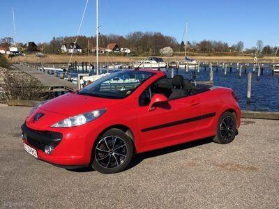 używany Peugeot 207 CC 1,6 120HK Cabr.