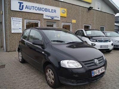 brugt VW Fox 1,2 55 DK