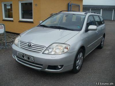 usata Toyota Corolla 1,4 D4D st. car