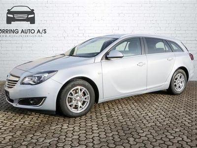 brugt Opel Insignia 2,0 CDTI Edition Start/Stop 140HK Stc 6g - Personbil