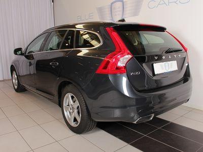 brugt Volvo V60 2,0 D4 Summum BE Pro 190HK st.car aut