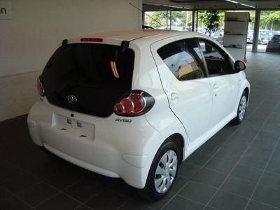 brugt Toyota Aygo Air Plus