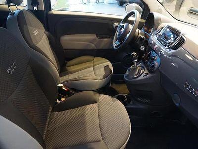 brugt Fiat 500C 0,9 TwinAir Turbo Popstar 80HK Cabr.
