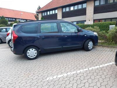 brugt Dacia Lodgy 1.5 dCi 90 7p