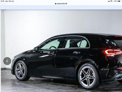 brugt Mercedes A220 d Hatchback 8G-DCT